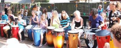 Drumlessen Ritmo di Mundu